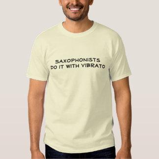 sax player humor T-Shirt