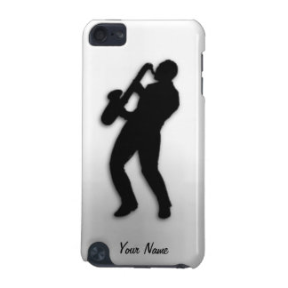Sax Player iPod Touch Case
