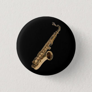 Sax Tenor Button
