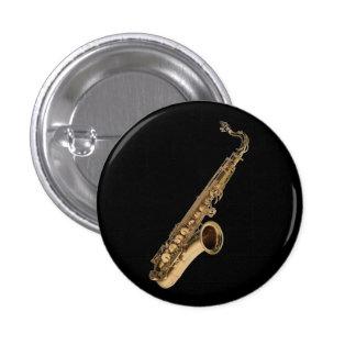 Sax Tenor Button