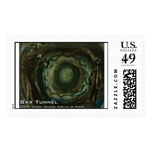 sax tunnel  stamps