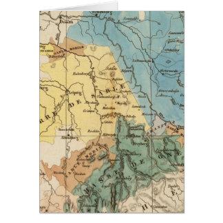 Saxe mineralogique card