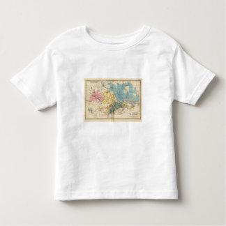 Saxe mineralogique toddler t-shirt