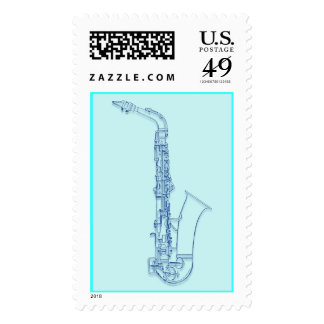 Saxh Postage Stamps