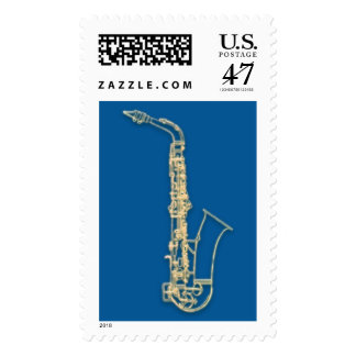 Saxh Postage Stamp