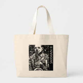 Saxman II, la bolsa de asas del jugador de saxofón