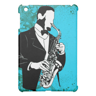 Saxo Player  Case For The iPad Mini