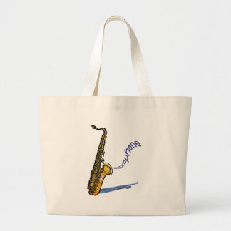 Saxofón Bolsa De Mano