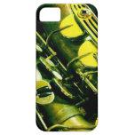 Saxofón - caso del iPhone 5 Funda Para iPhone SE/5/5s