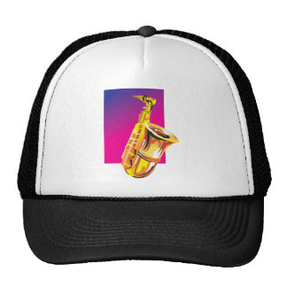 Saxofón chillón gorro