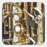 Saxofón Colcomanias Cuadradases