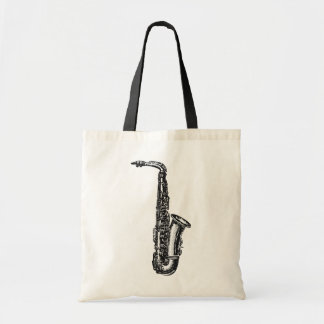 Saxofón del alto bolsa de mano