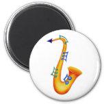 Saxofón Imán