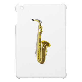 Saxofón iPad Mini Fundas