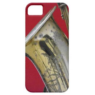 Saxofón iPhone 5 Carcasas