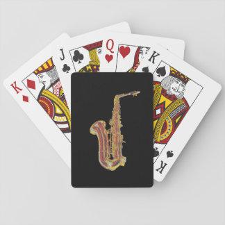 Saxofón Naipes