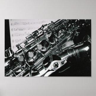 Saxofón Impresiones