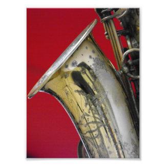 Saxofón Fotografia