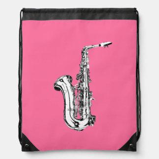 Saxofón Mochilas