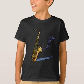 Saxofón Playera