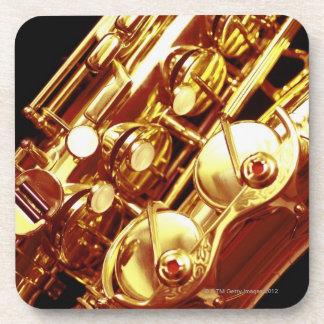 Saxofón Posavasos De Bebidas