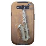 Saxofón Samsung Galaxy S3 Carcasas