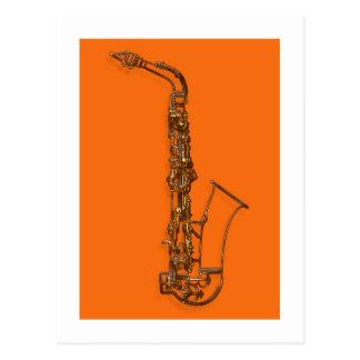 Saxofón Postal