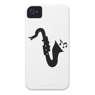 saxofone Case-Mate iPhone 4 cases