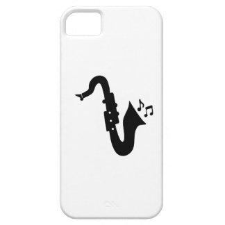 saxofone iPhone SE/5/5s case