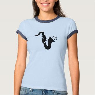 saxofone t-shirt