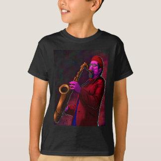 Saxofonista Poleras