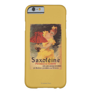 Saxoleine Lamp Oil Red Lampshade Barely There iPhone 6 Case