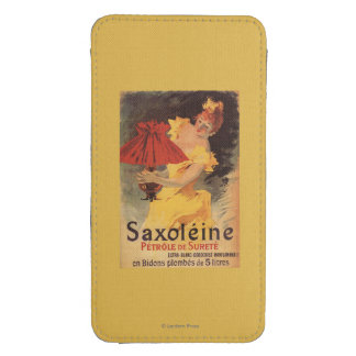 Saxoleine Lamp Oil Red Lampshade Galaxy S4 Pouch