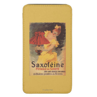 Saxoleine Lamp Oil Red Lampshade Galaxy S5 Pouch