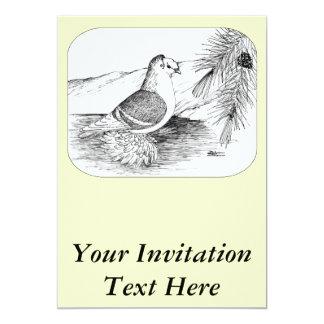 Saxon Shield Pigeon 1973 Card