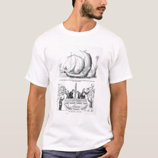 Saxon Ship T-Shirt