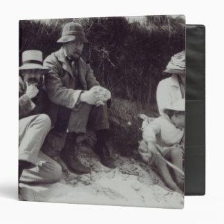 Saxon Sydney Turner, Clive Bell, and Julian Binder