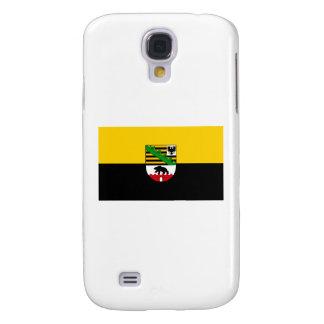 Saxonia-Anhalt flag Galaxy S4 Cover