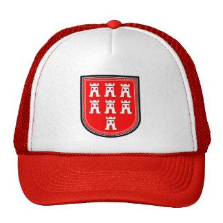 Saxonia Sign Trucker Hat