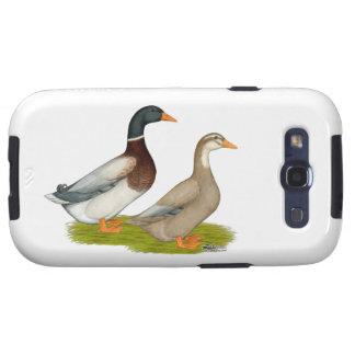Saxony Ducks Galaxy SIII Case
