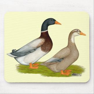 Saxony Ducks Mouse Pad