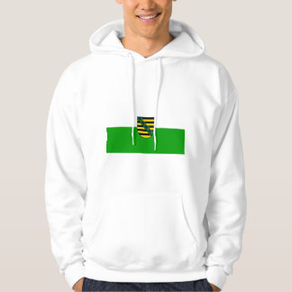 Saxony , Germany Hooded Pullover
