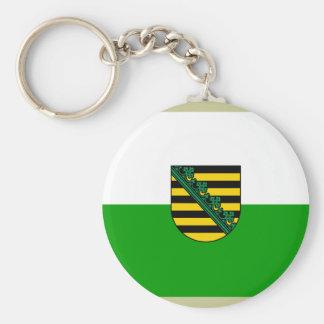 Saxony , Germany Key Chain