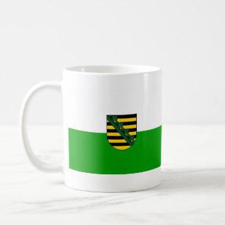 Saxony , Germany Classic White Coffee Mug