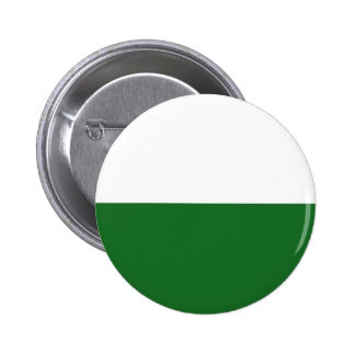 saxony region flag germany country state land button