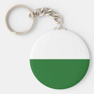 saxony region flag germany country state land key chains