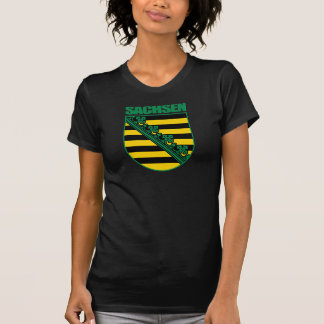 Saxony (Sachsen) COA T-Shirt
