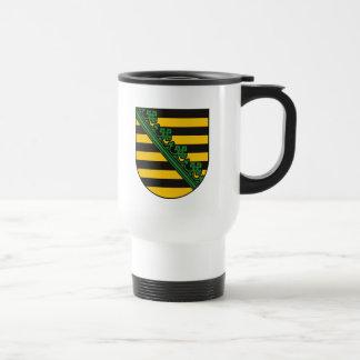 Saxony (Sachsen) Coat of Arms Mug