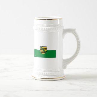 Saxony (Sachsen) Flag Mug