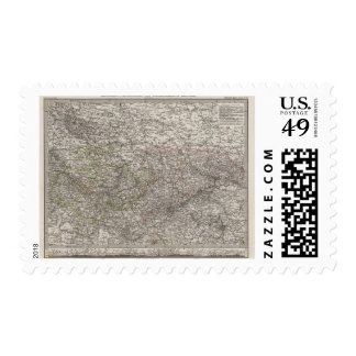 Saxony, Thuringen and neighboring Countries Postage